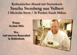 Stemberg 2016